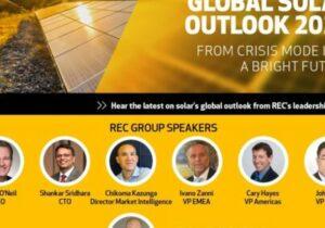 Foto: REC Global Solar Outlook 2020