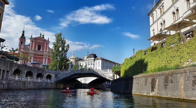 Foto: Slowenien, Ljubljana