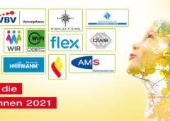 Finalisten für den Staatspreis Unternehmensqualität 2021