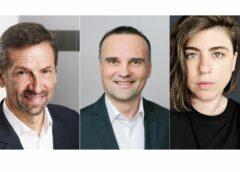 Foto: Stefan Poledna, Wilfried Steiner, Marina Gutierrez - TTTech