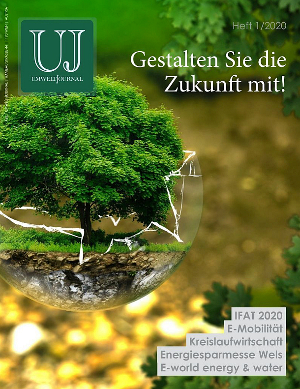 UMWELT JOURNAL 1/2020 Cover