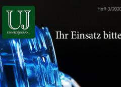 Foto: UMWELT JOURNAL 3-2020 Cover quer
