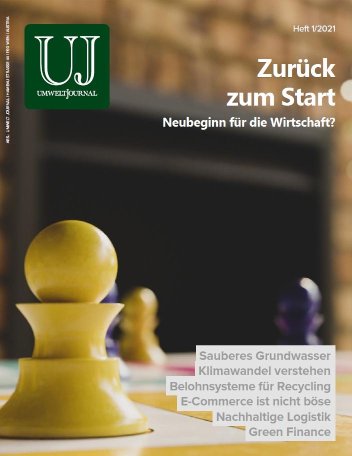 UMWELT JOURNAL 1/2021