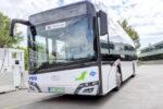 Foto: Wasserstoffbus © Wiener Linien M Helmer