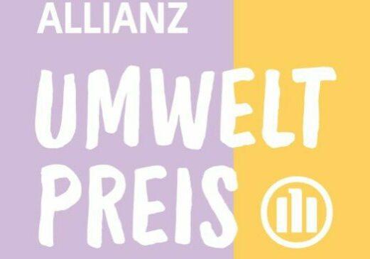Foto: Allianz Umweltpreis Logo