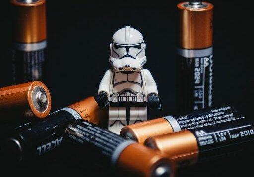 Foto: Batterien