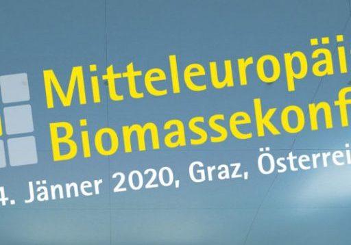 Foto: Mitteleuropäische Biomassekonferenz Logo