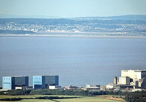 Foto: Atomkraftwerk Hinkley Point