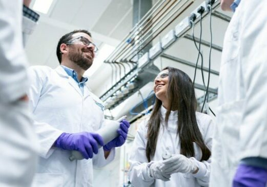 Foto: Chemieindustrie Labor