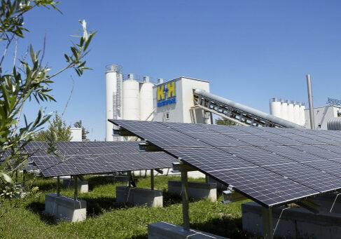 Foto: CO2-Reduktion als Schwerpunkt der Firma Kovanda