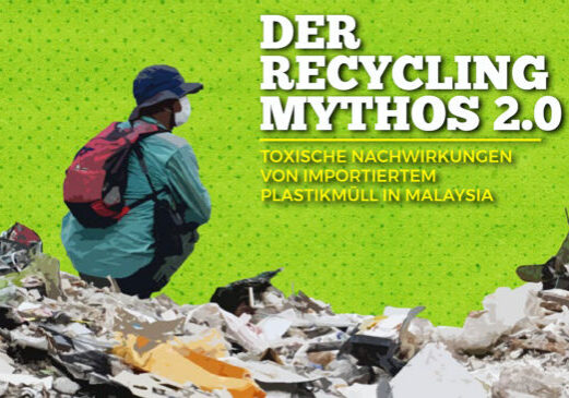 Foto: Recycling Mythos Malaysia (c) Greenpeace
