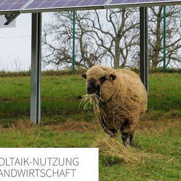 Broschüre: Sonnenstrom für die Landwirtschaft Deckblatt © Eco-tec.at