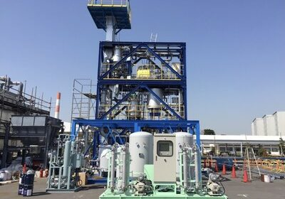 Foto: Japan Blue Energy Wasserstoffanlage