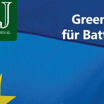 Foto: Lesen Sie hier das UMWELT JOURNAL 6-2020, Cover