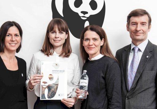 Foto: Vöslauer Kooperation mit WWF c JollySchwarzPhotography