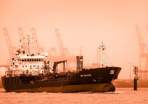 Foto: Tanker, Schifffahrt